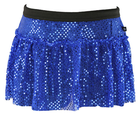 royal-blue-sparkle-running-skirt