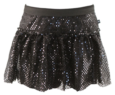 very-black-sparkle-running-skirt