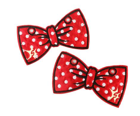 red-with-white-polka-dot-bow-shwings