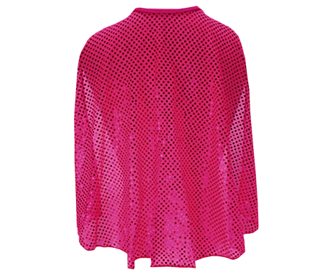 magenta-sparkle-running-cape
