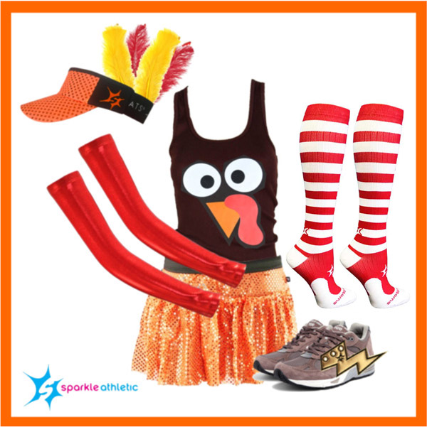 Turkey-Running-Costume