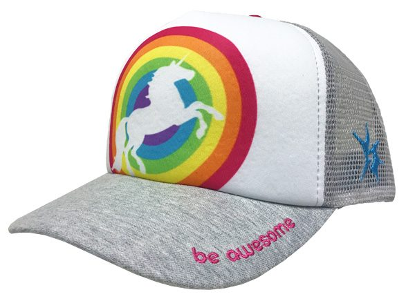 unicorn-trucker-hat