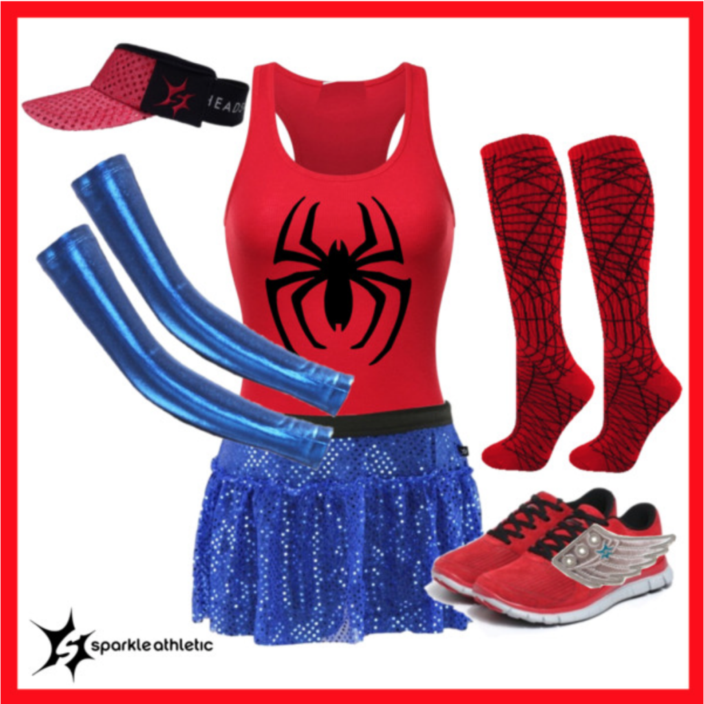 spiderman-running-costume