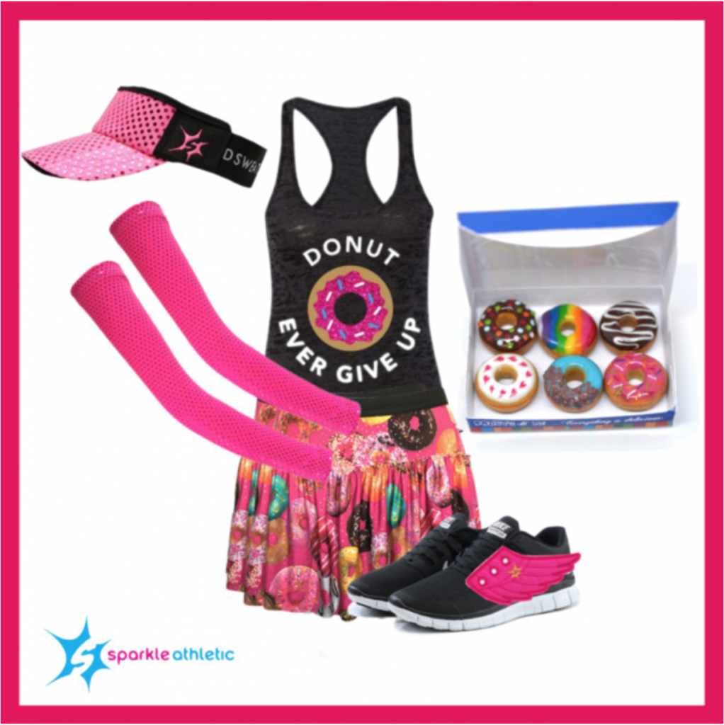 donut-running-costume