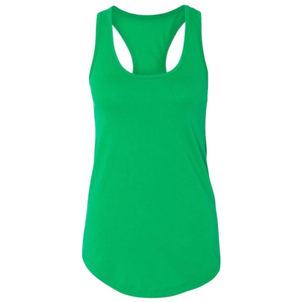 Kelly green tank top