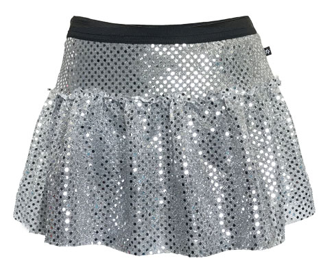 silver-sparkle-running-skirt