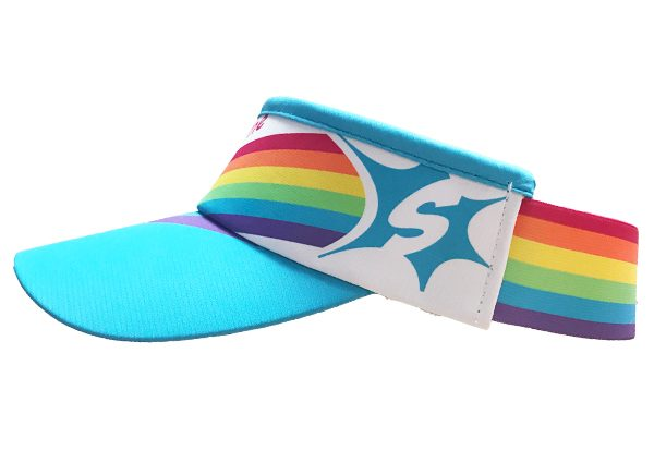 be-awesome-rainbow-visor-right-side