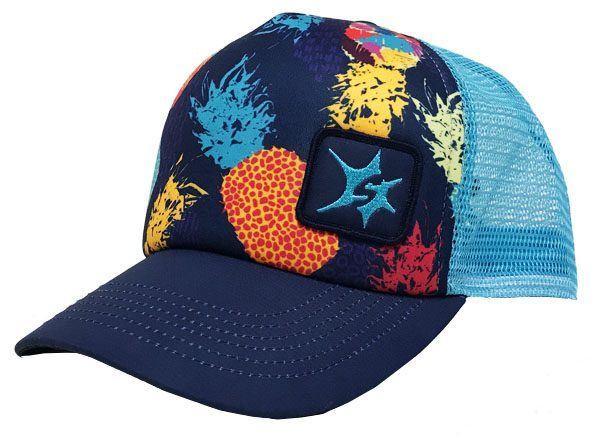 pineapple-trucker-hat