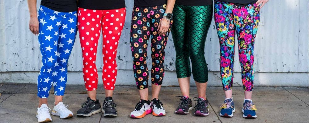 Running Leggings by Sparkle Athletic